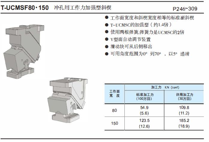 T-UCMSC150/UCMSF150
